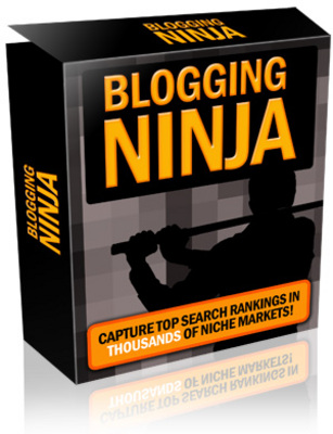 Product picture *NEW PLATINUM* BLogging Ninja
